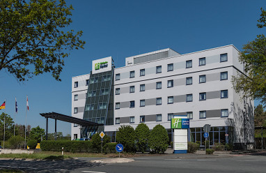 Tagungshotel Com Holiday Inn Express Frankfurt Airport