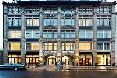 Park plaza wallstreet berlin mitte f r for Trendige hotels berlin